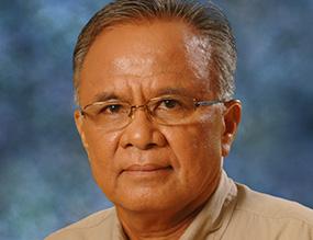 Eduardo M. Salanatin, P.E. Chief of Civil Engineering